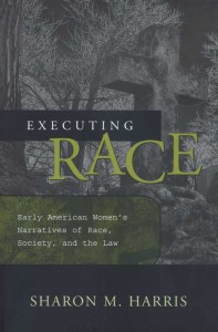 Harris-Executing race book cover
