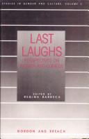 barreca-last-laughs