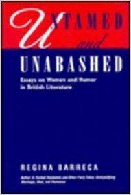 barreca untamed and unabashed