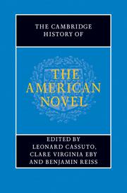 eby-cambridge history of the american novel