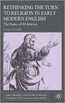 Rethinking the Turn to Religion in Early Modern English Literature