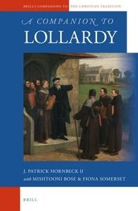 A Companion to Lollardy Book Cover