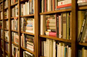 publications bookshelf