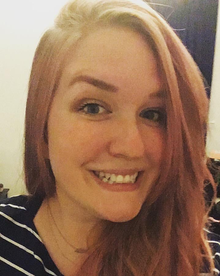 Hannah Taylor Headshot