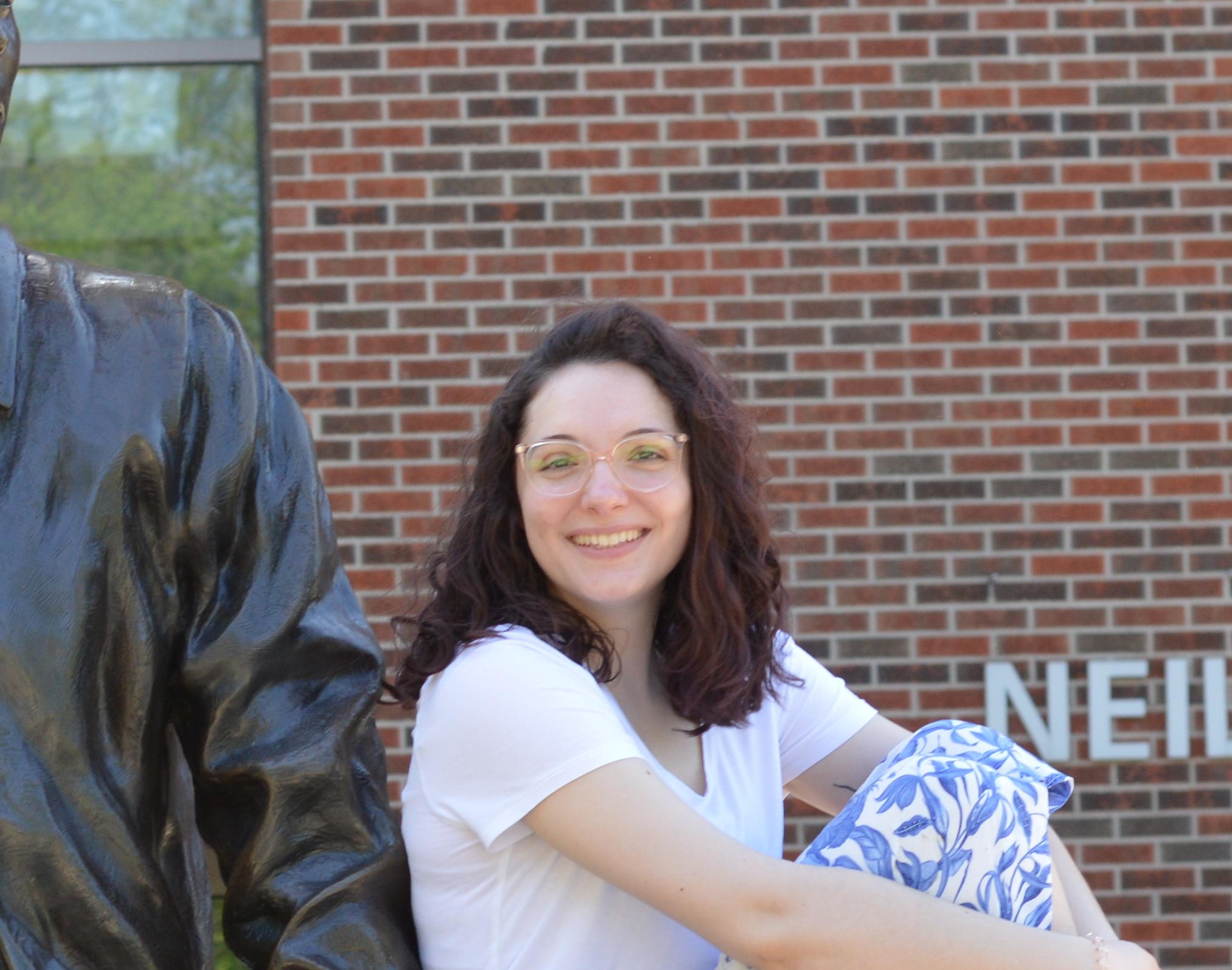 Madison Gehling Headshot