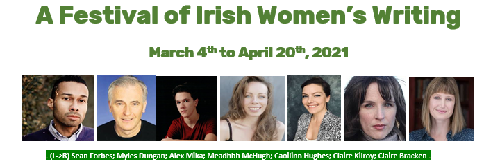 A Festival of Irish Women's Writing is a speaker series coming to the department (virtually) this Spring Semester